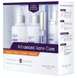 Advanced Acne Care Kit